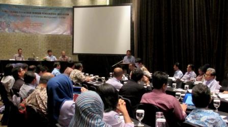 Indonesia Memimpin Inisiatif Peningkatan Kapasitas SDM EAFM di Dunia