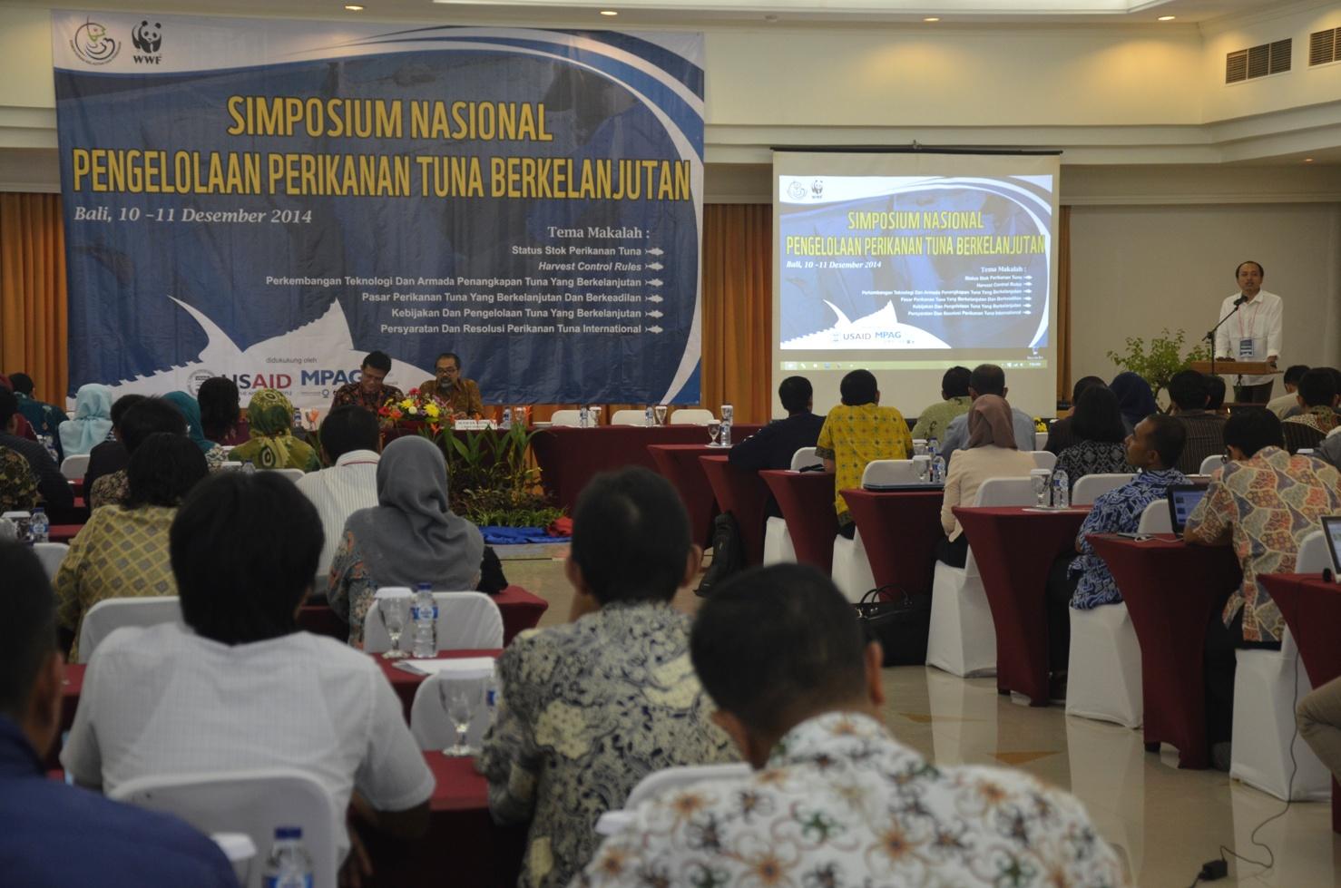 Gencarkan Upaya Praktik Perikanan Berkelanjutan Lewat Simposium Tuna Nasional
